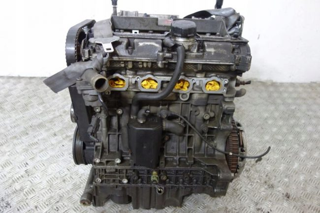 Двигатель B4164S3