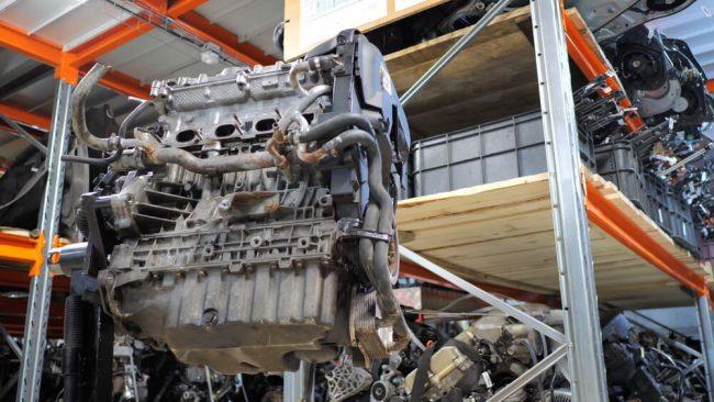Двигатель B4184S2