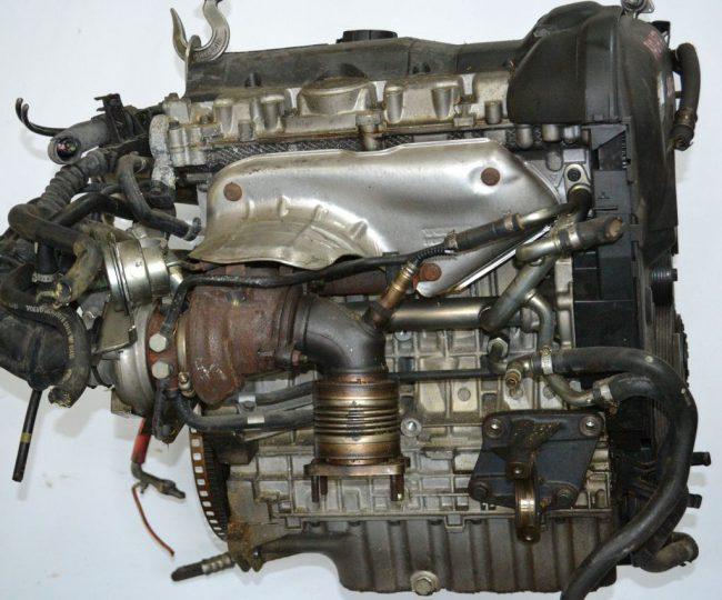 Двигатель B4204T3