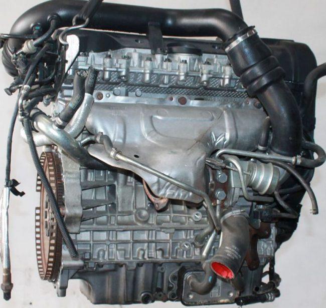 Мотор B5254T3