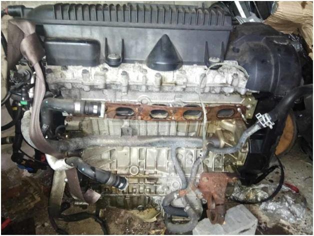 Двигатель Вольво V50