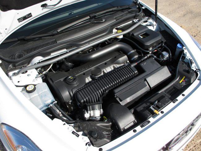 Двигатель Вольво С30