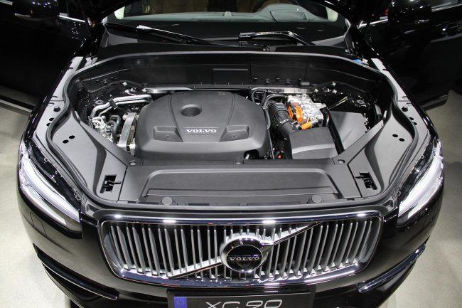 Двигатель Volvo XC90 2ое поколение