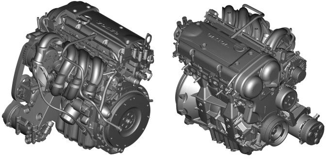 Мотор Вольво S40