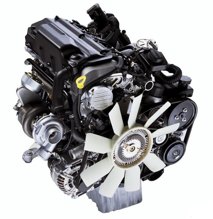 Двигатель 646