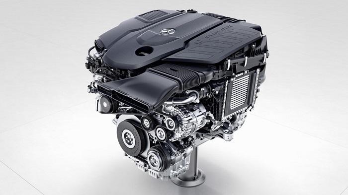 Dieselmotor OM656