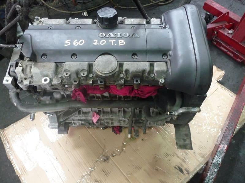 Мотор B5204T5