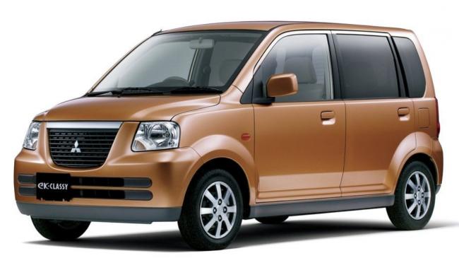 Mitsubishi eK-Classic