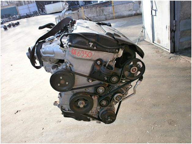 Двигатель Митсубиси