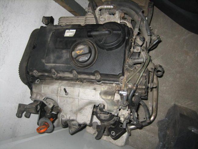 Двигатель Volkswagen 2.0 D-ID