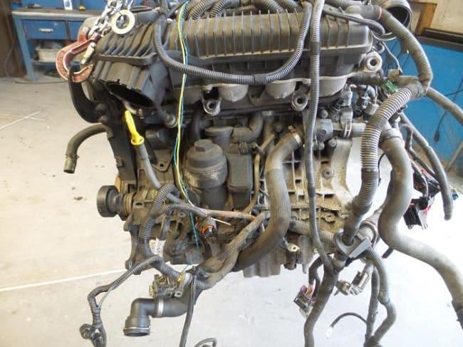 Мотор Вольво B5254T10