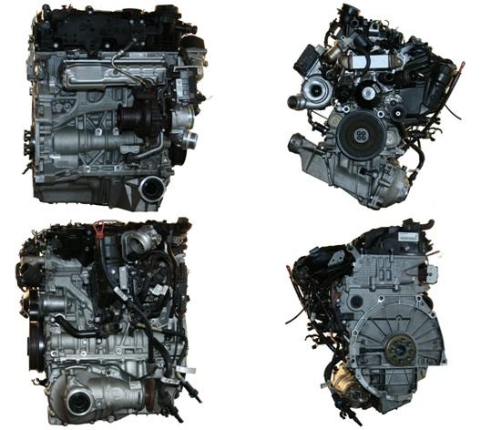 Двигатель N47D20 от BMW X1 (E84)