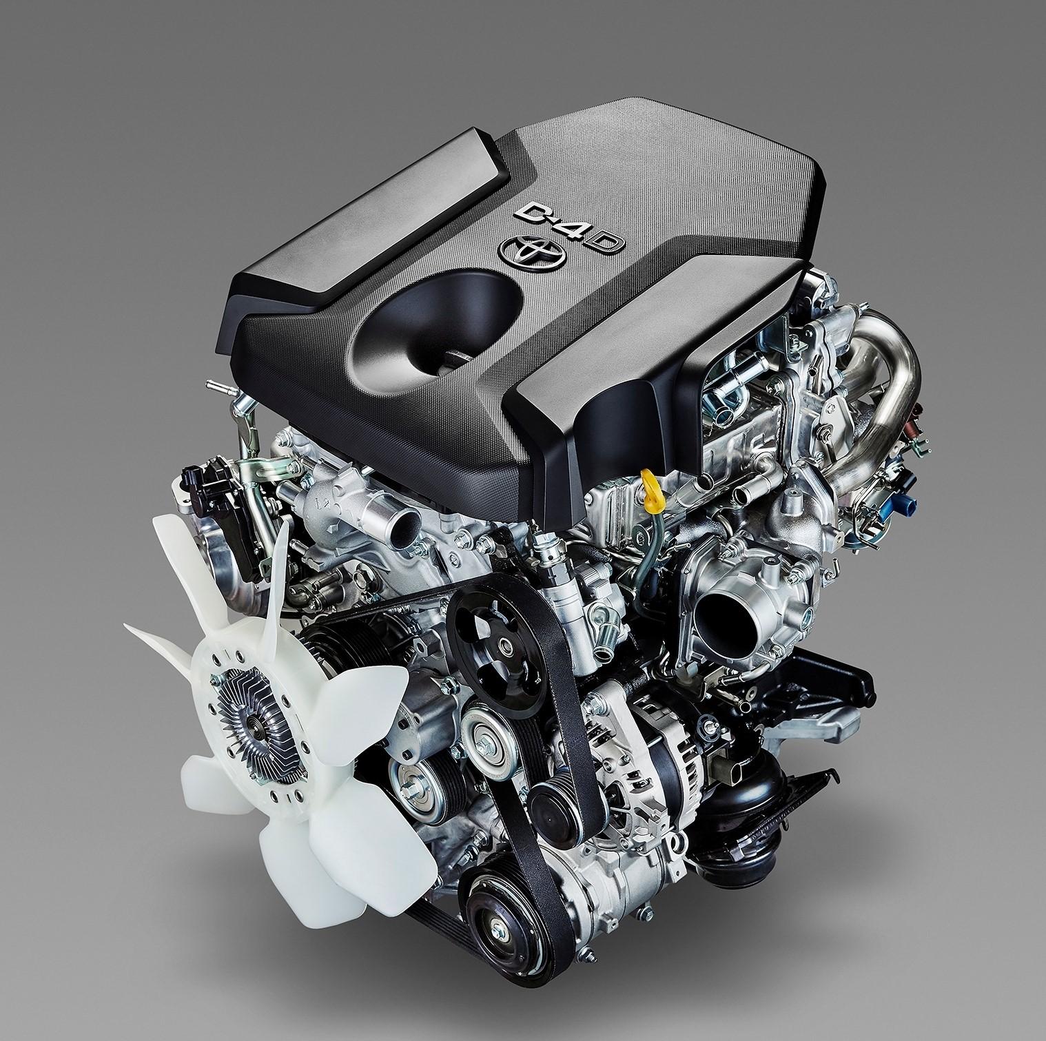1GD-FTV – идеальный дизель для машин класса SUV