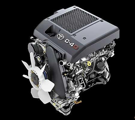 1KD-FTV – первый мотор новой серии 2000 года
