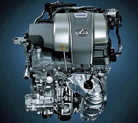 2GR-FXS для Lexus