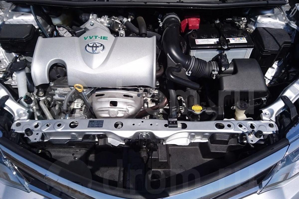 2NR-FKE – будущее силовых установок Toyota