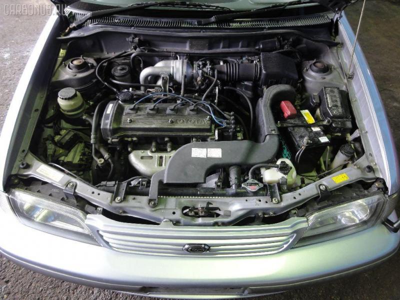 4E-FE под капотом Toyota Corsa четвертого поколения