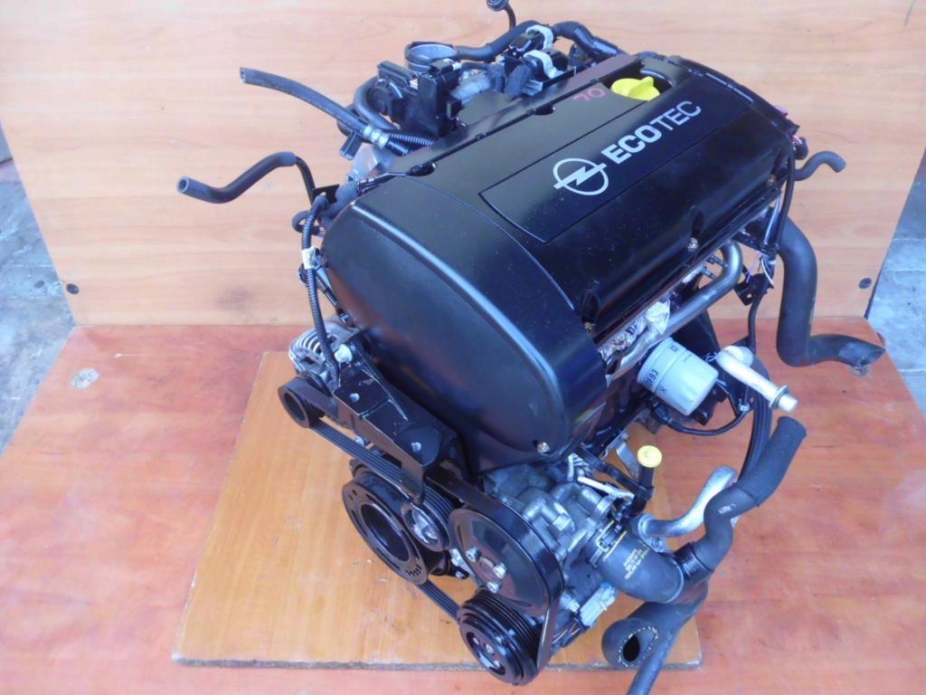 Бензиновый 1,6 л мотор для Meriva A