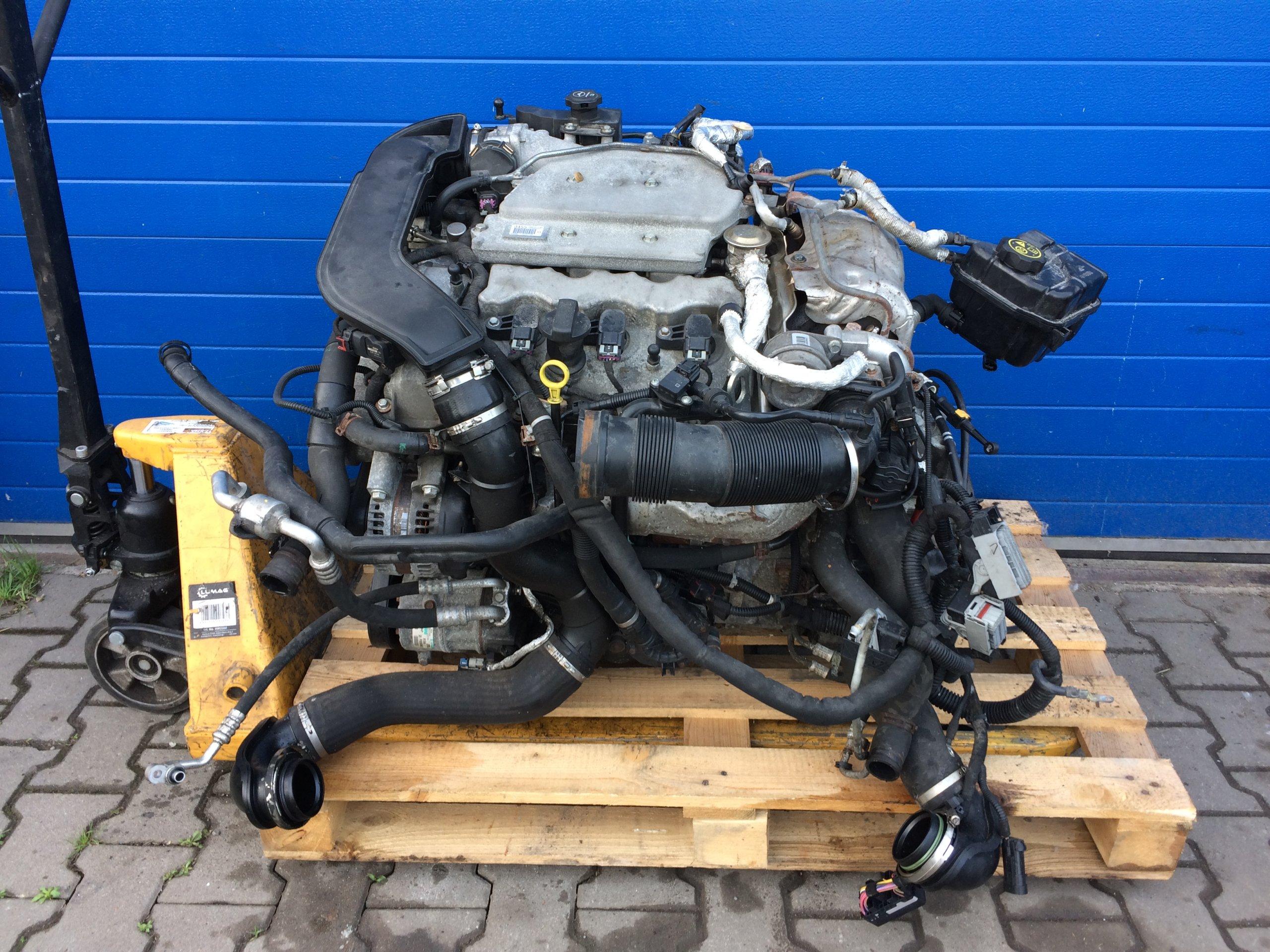 Бензиновый двигатель Opel A28NER