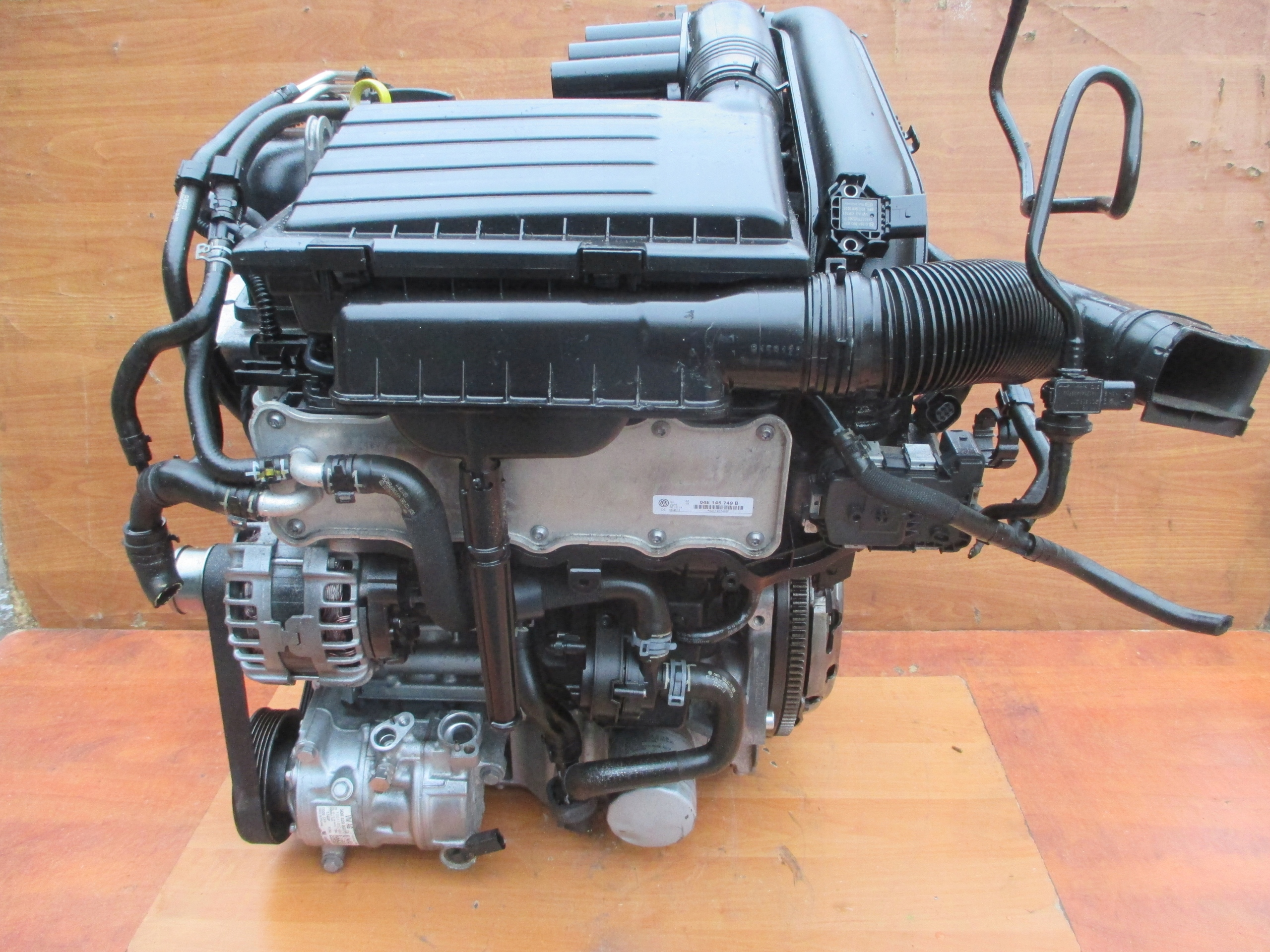 Блок двигатель opel 1.2 16v z12xep