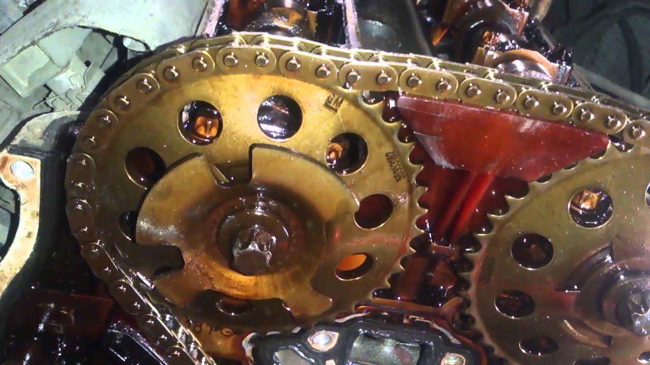 Цепь ГРМ на Opel Corsa D с двигателем Z12XEP