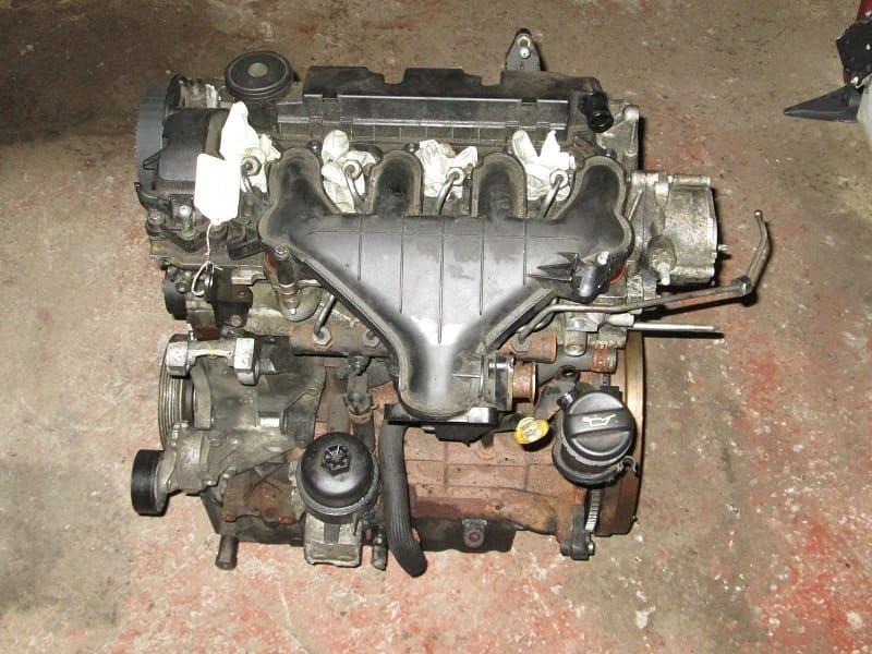 Дизельный мотор от Вольво D4