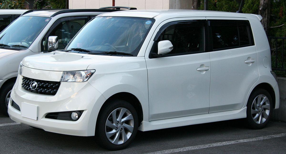 Дизайн Toyota bB