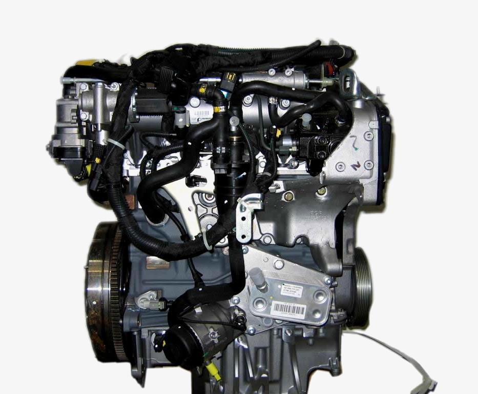 Дизельный двигатель Z19DTH