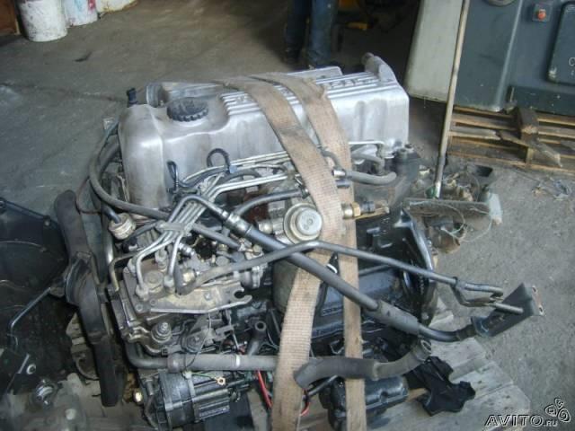 Дизельный мотор 23DTR