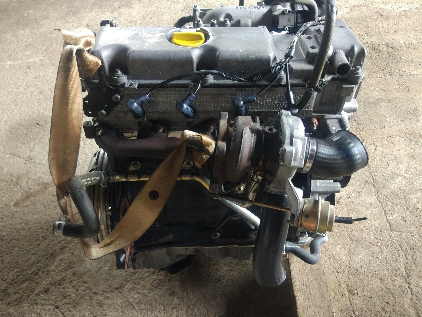 Дизельный мотор X22DTH