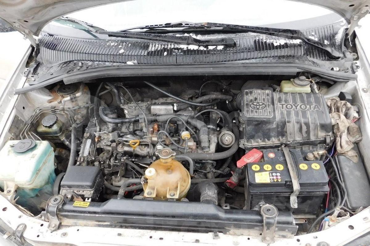 Дизельный силовой агрегат 3C-TE под капотом Toyota Picnic первого поколения