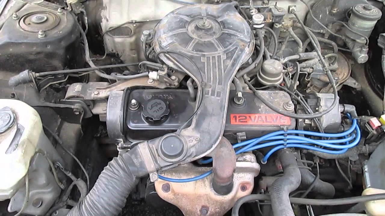 Двенадцатиклапанный мотор 2-E