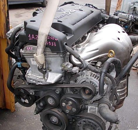 Двигатель 1AZ-FSE на Toyota Caldina