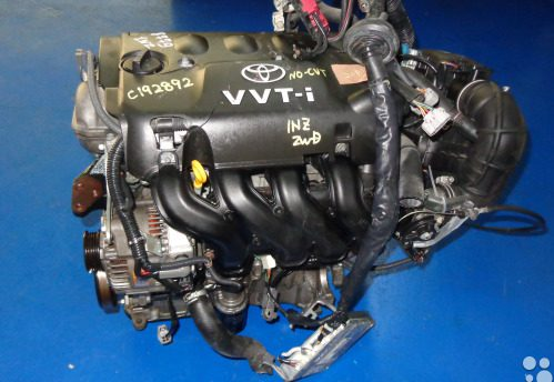 Двигатель 1NZ-FE для Toyota bB