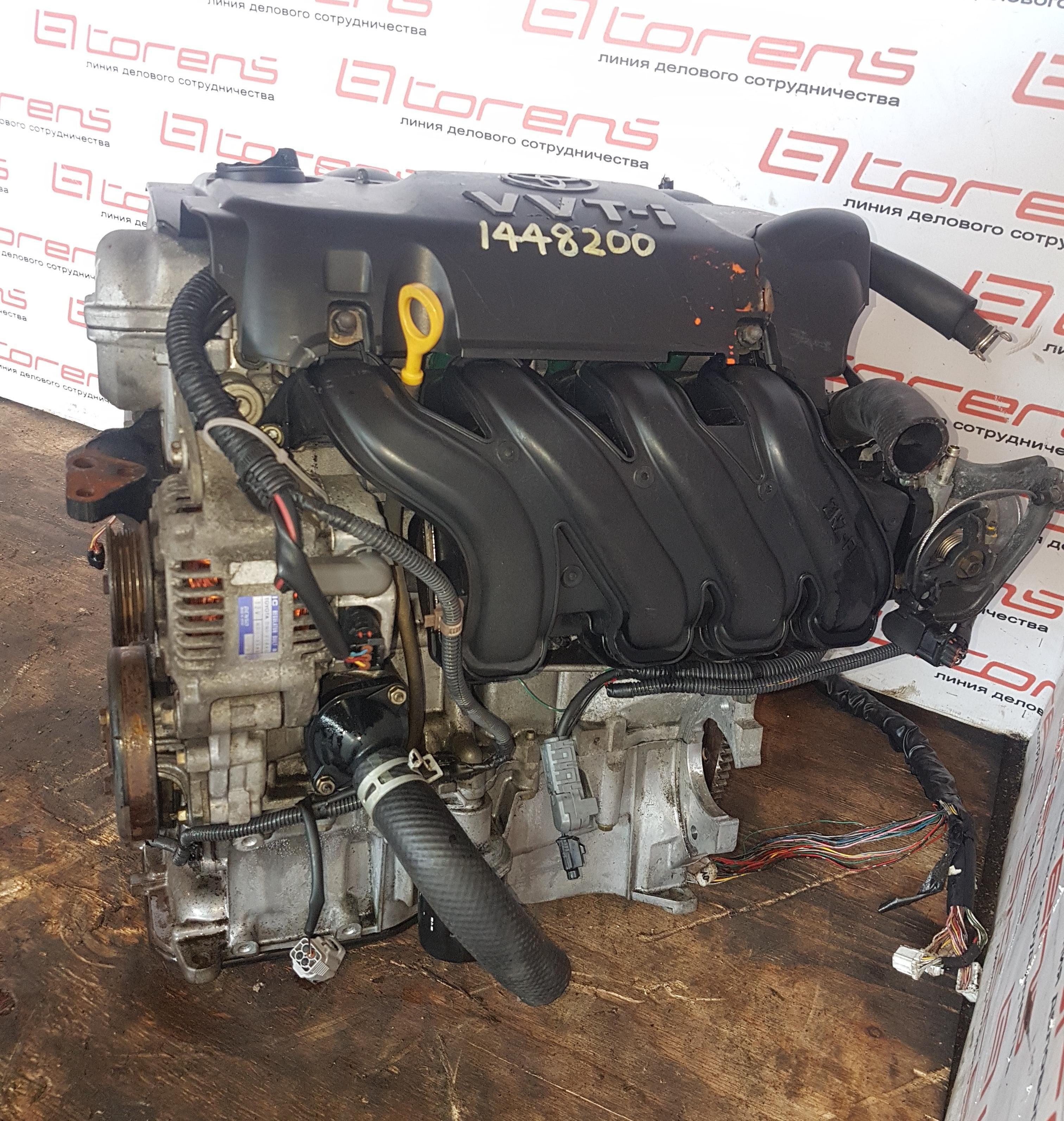 Двигатель 2NZ-FE для Toyota bB