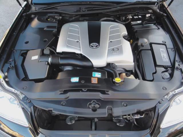 Двигатель 3UZ-FE