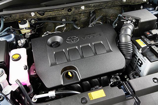 Двигатель 3ZR-FE