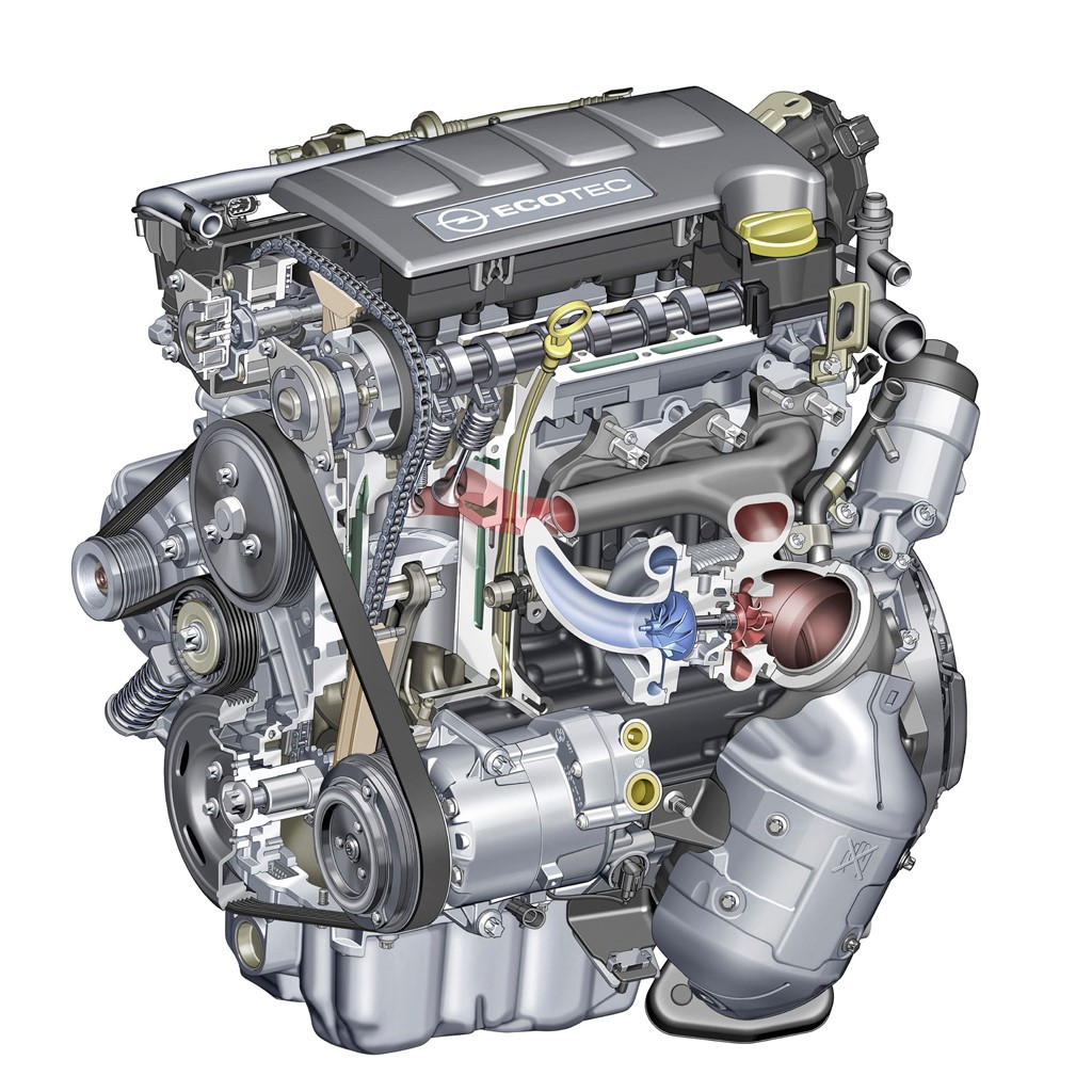 Двигатель A14NET под серию Meriva B