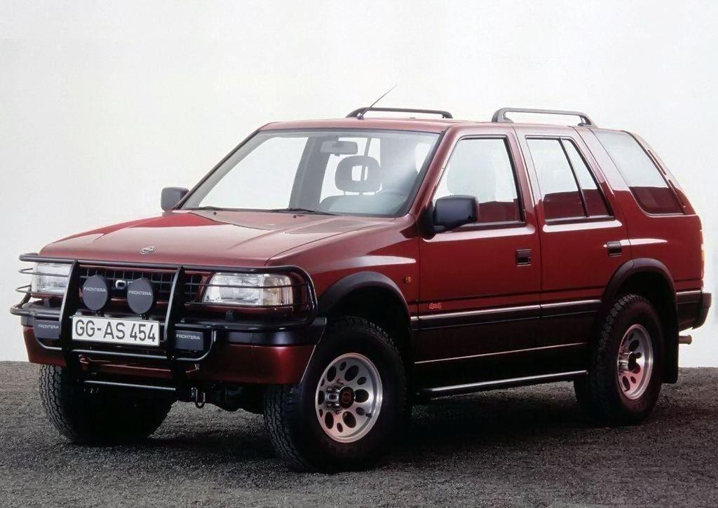 Двигатель C20NE на Opel Frontera