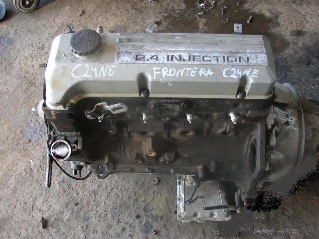 Двигатель C24NE на Opel Frontera