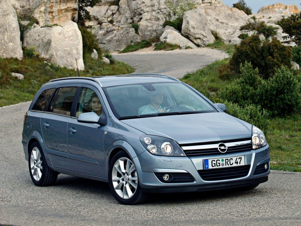 Двигатель для Opel Astra