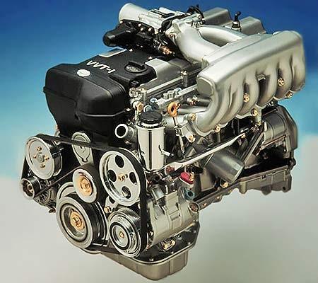Двигатель на автомобили нескольких серий