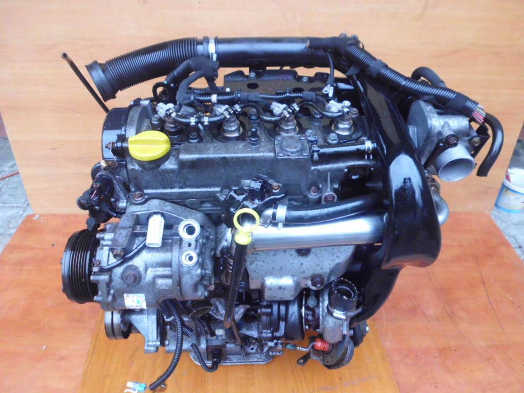 Двигатель на Opel Astra Z17DTH