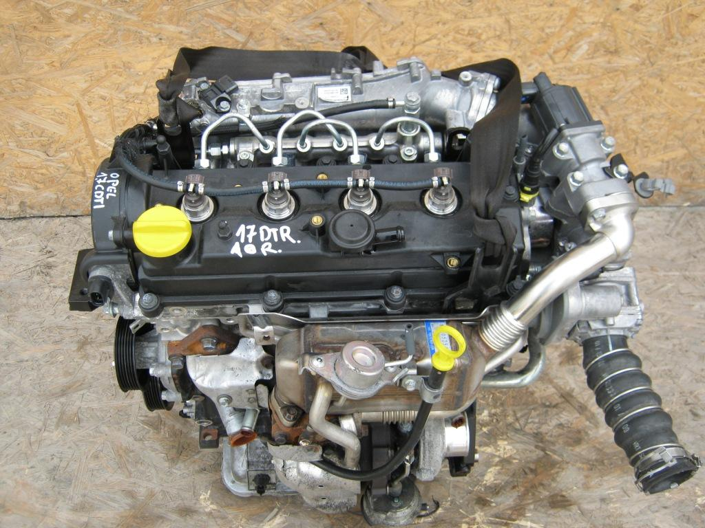 Двигатель Opel A17DTR
