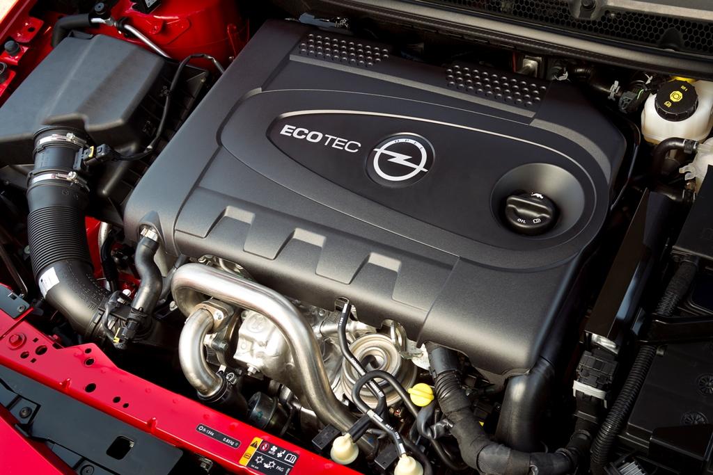 Двигатель Opel A20DTR