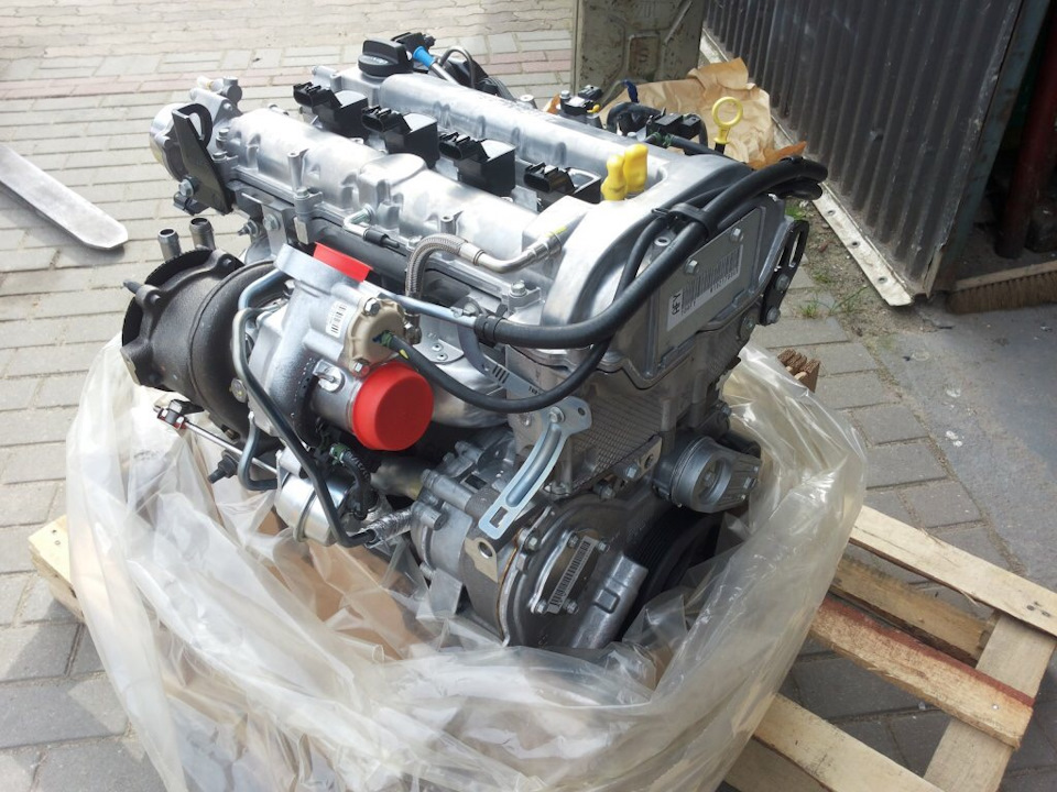 Двигатель Opel A20NFT