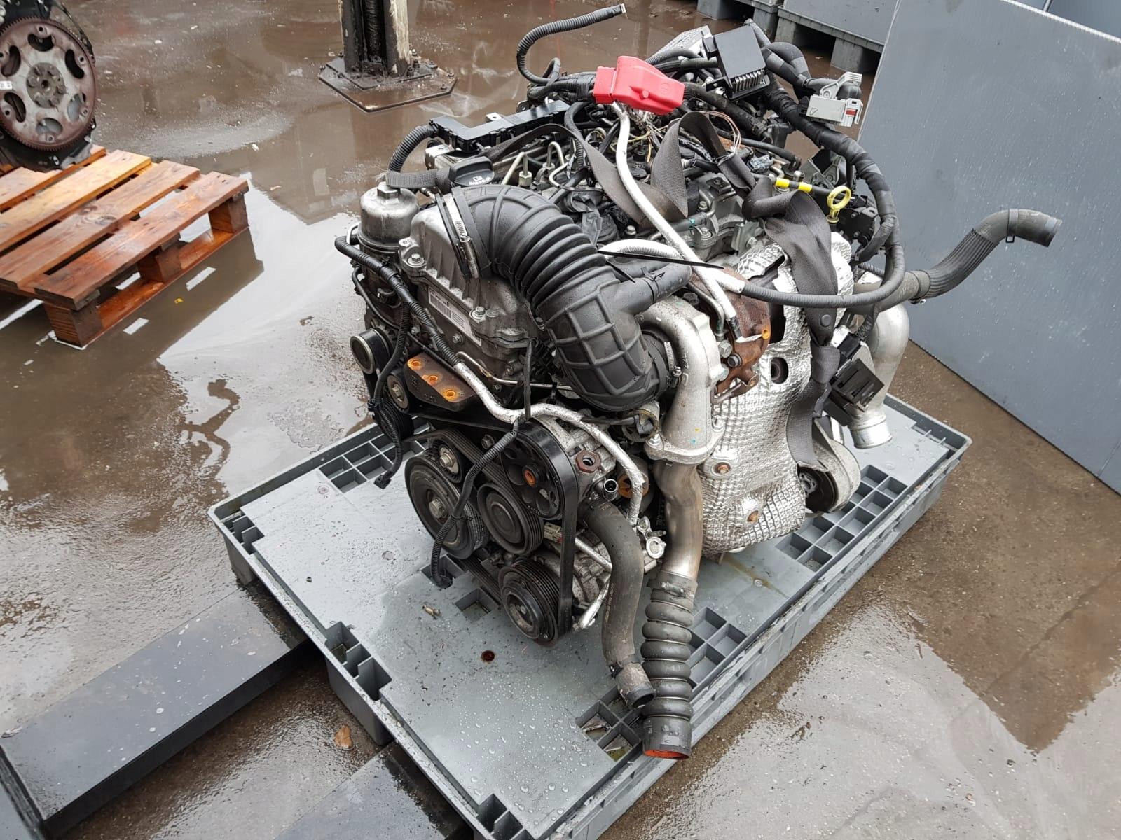 Двигатель Opel A22DM