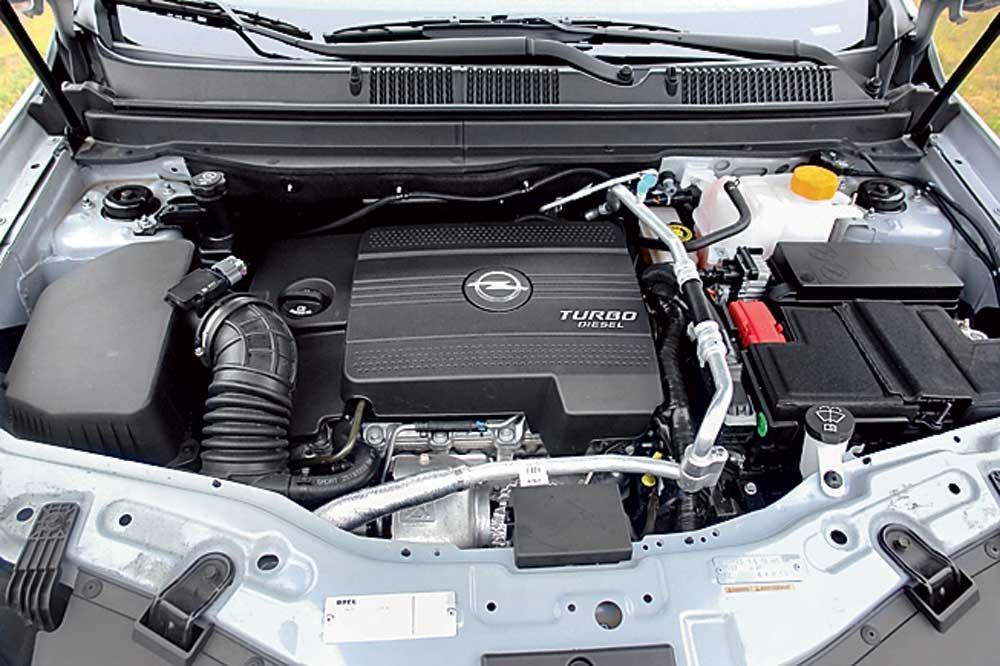 Двигатель Opel A22DMH