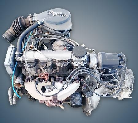 Двигатель Opel C16NZ