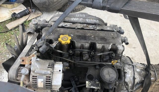 Двигатель Opel VM41B